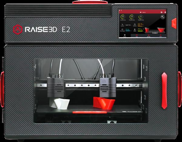 Education-Angebot: Raise3D E2 Mehrzweck-3D-Drucker mit Dual-Extruder
