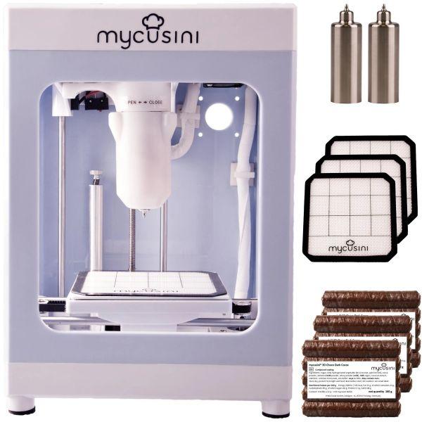 mycusini 3D-Schokoladendrucker Comfort