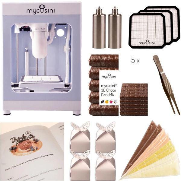 mycusini 3D-Schokoladendrucker Premium